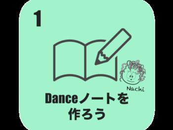 ダンスノート